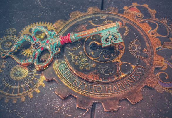 THE KEY TO HAPPINESS - TomorrowLand Brasil