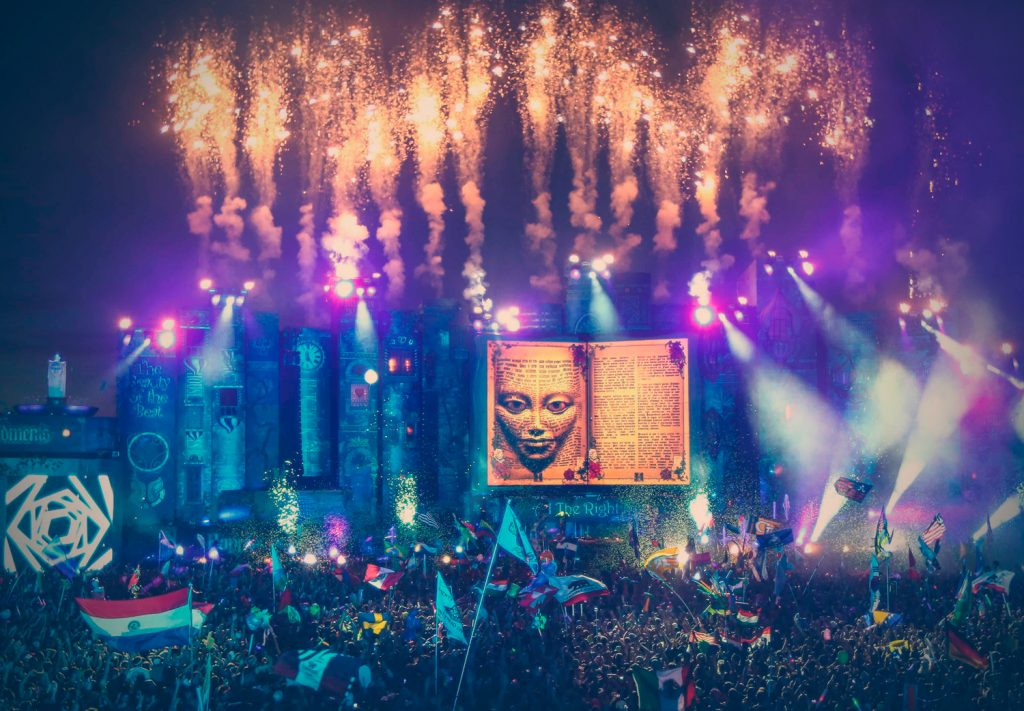 TomorrowLand Brasil - LineUP Completa do Festival