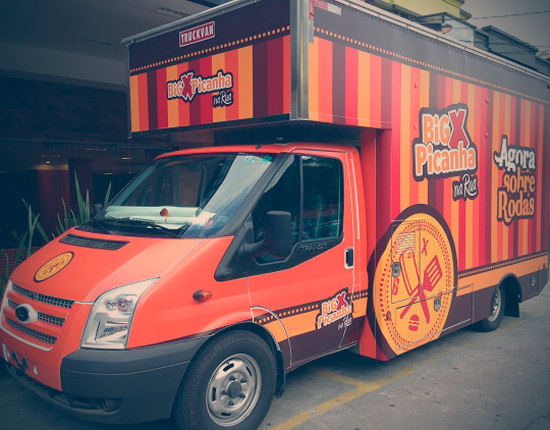 X-PICANHA Food Truck