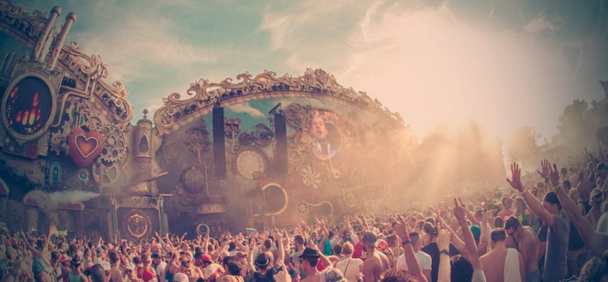 TomorrowLand Brasil 23 de Abril de 2016