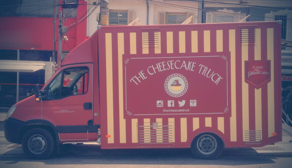The Cheesecake Truck | Boralá