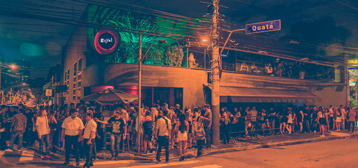 Réveillon Celebrare 2018 agita a Royal Club, na Vila Olímpia | boralá